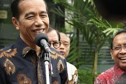 Jokowi Disebut 'Ndeso' oleh Anaknya Saat Bahas Teknologi