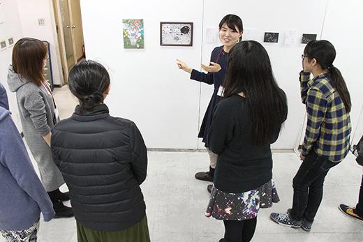 美術クラブ 横浜美術学院の中学生向け教室 ぜんぶ自分でつくる「自由制作」12