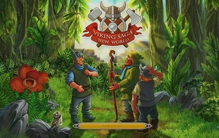 Download Viking Saga 2 New World for PC