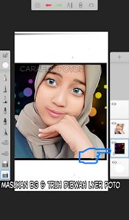 Cara Edit Foto Smudge Painting Android dengan SketchBook Pro