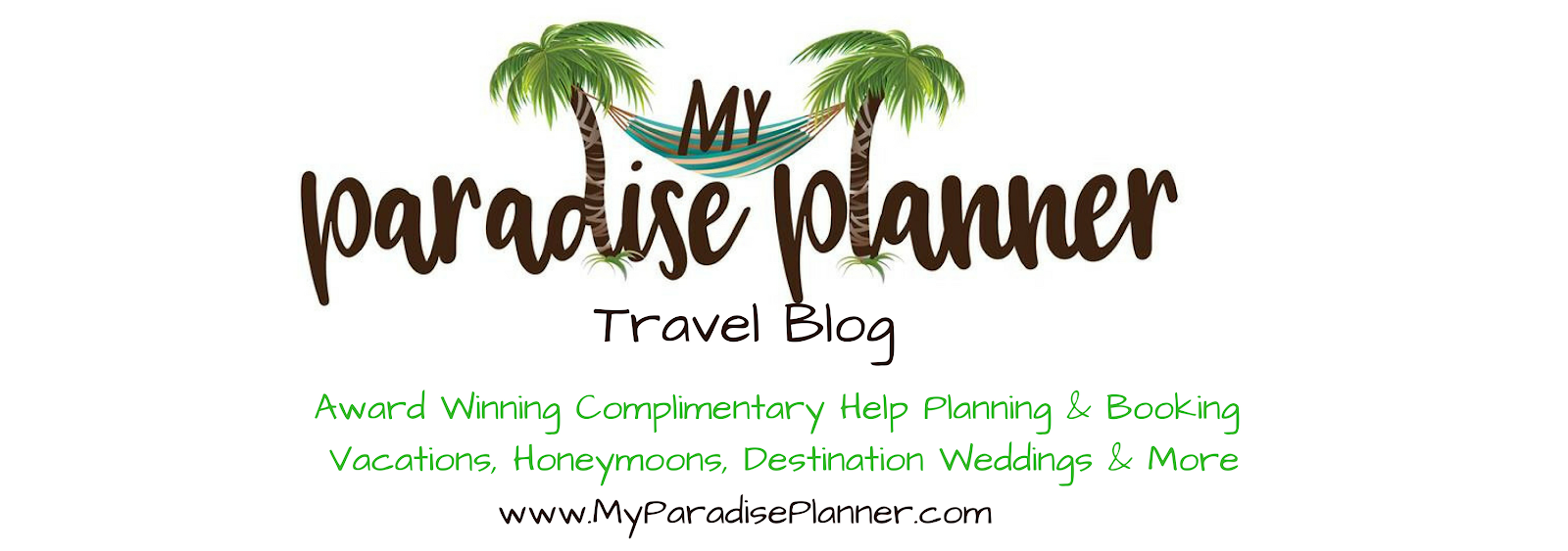 My Paradise Planner Travel Blog