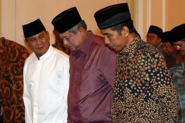 Ponsel Pria Penerobos Istana Negara Berisi Ancaman Pembunuhan Terhadap Jokowi, SBY, dan Prabowo