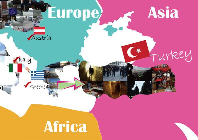 25歲的世界之旅 第12國 沐浴在聖典中的國度 土耳其 末篇