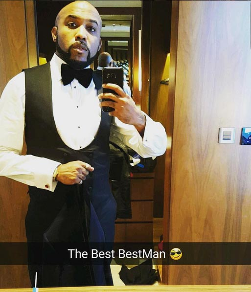 Marriage palava: Banky W says yes to Nigerian girl who asked him out