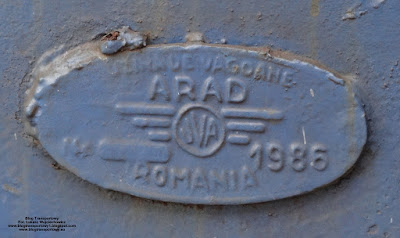 Wagon węglarka, Eaos, PKP Cargo, Astra Vagoane Arad