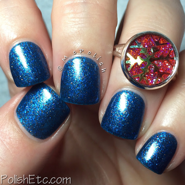 Ellagee - Winter is Coming - McPolish - Fire and Ice