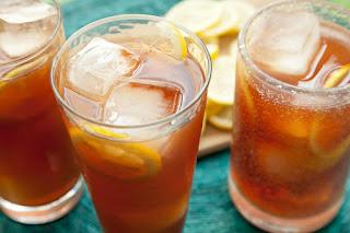 buzlu cay tarifi - Evde Soğuk Çay Yapımı