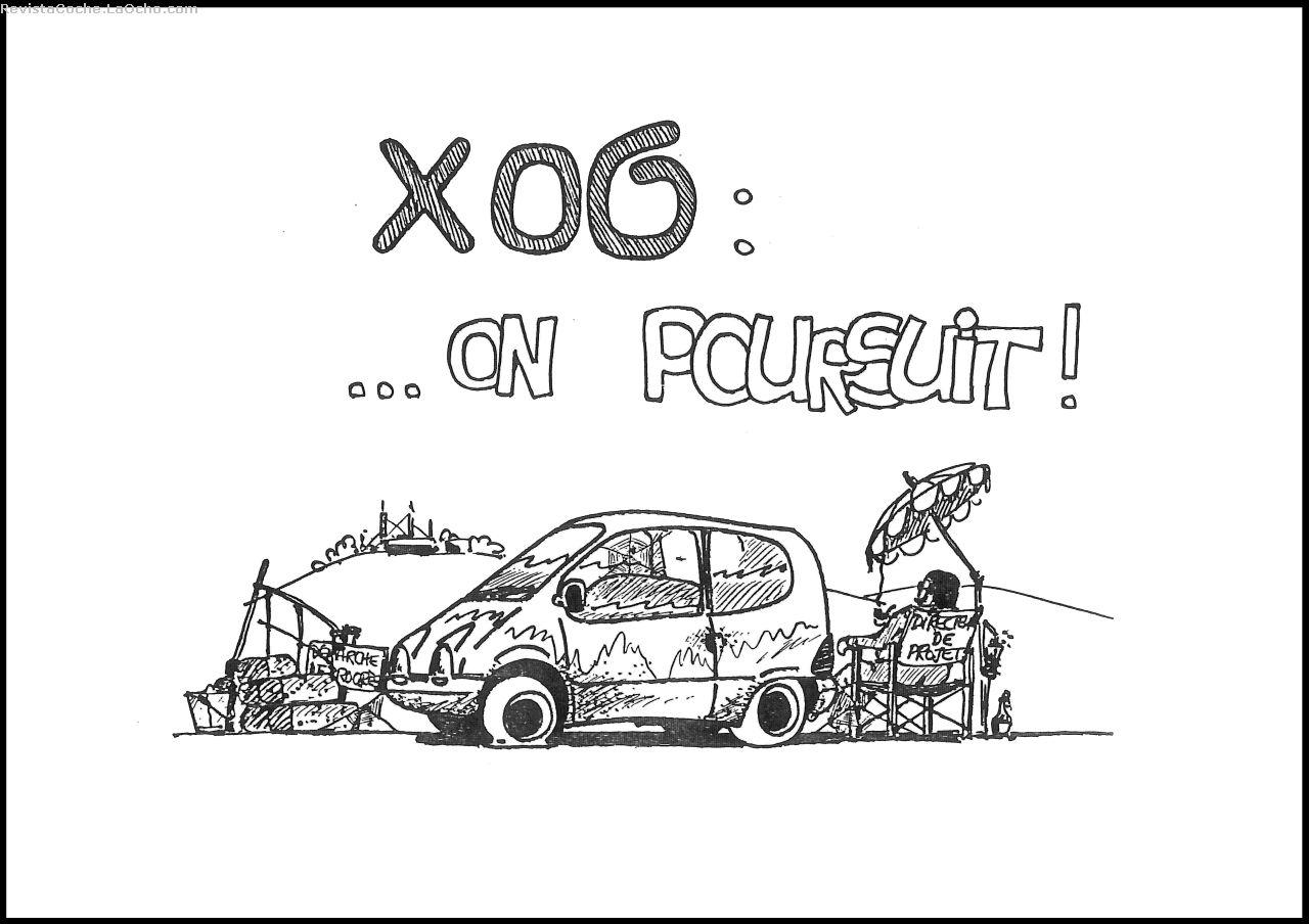 Revista Coche: El Renault Twingo celebra sus 20 años con