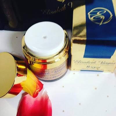 alta cosmética, cosmética profesional, ikigai, crema antiedad, antiaging, elisabeth vargas,