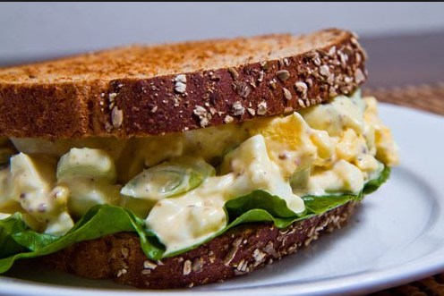 Healthy Lunch Ideas Delicious Egg Salad For Sandwiches