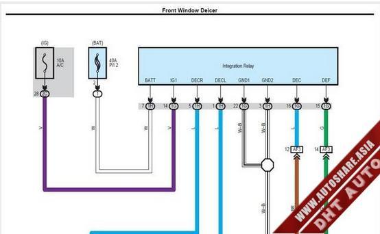 Lexus Hs250h 2010 Wiring Diagram