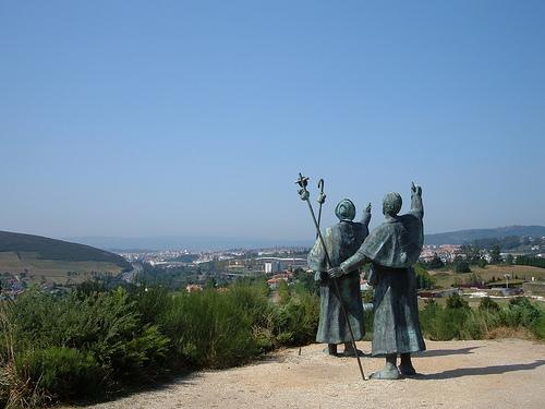 Monte do Gozo, Santiago de Compostela