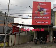 Alamat agen J&T Express di Surabaya Barat.