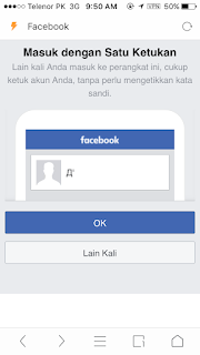How to make single word facebook account without id card latest