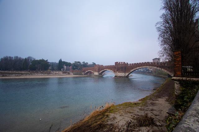 Ponte di Castelvecchio-Verona