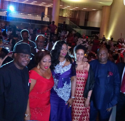 senator ita giwa 70th birthday photos two