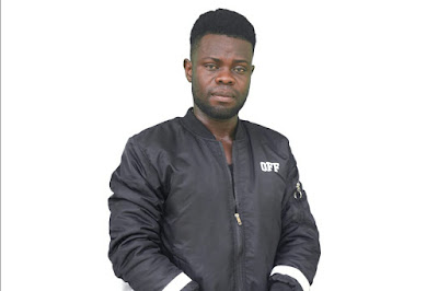 Meet Kwame Algebra, The Man Who Sings to Conquer