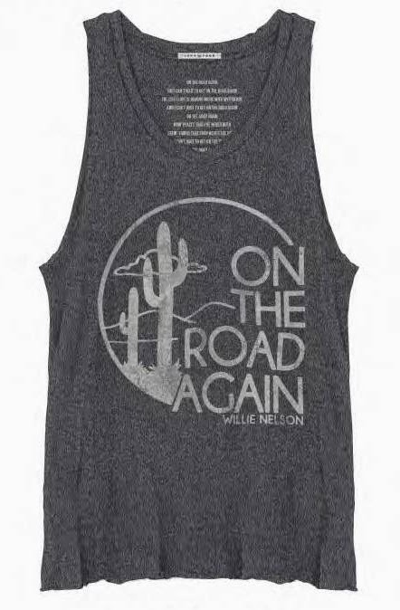 On The Road Again Tank Top