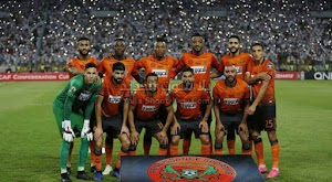 بداية قوية لفريق نهضة بركان بفوز كبير على فريق إيزاي بثلاثية في كأس الكونفيدرالية الأفريقية