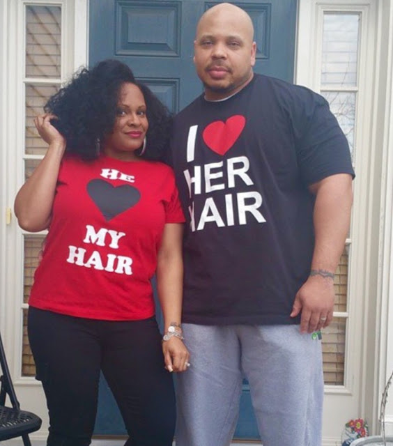 natural hair and dating