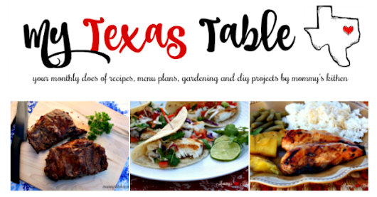 My Texas Table - Grilled Recipes & Cookout Favorites