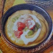 Bubur Kue Kerang Ubi