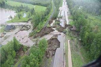 Lũ lụt, sạt lở đất trên toàn thế giới