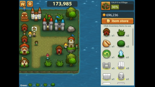 Triple Town PC Game