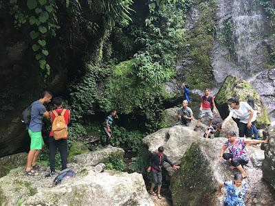 ¡Excursión con los chavales de la ONG en fin de semana!