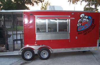Up In Smoke Food Truck Orlando Fl