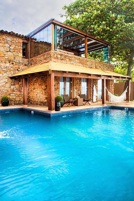 arquitetura, piscina,casa-de-praia