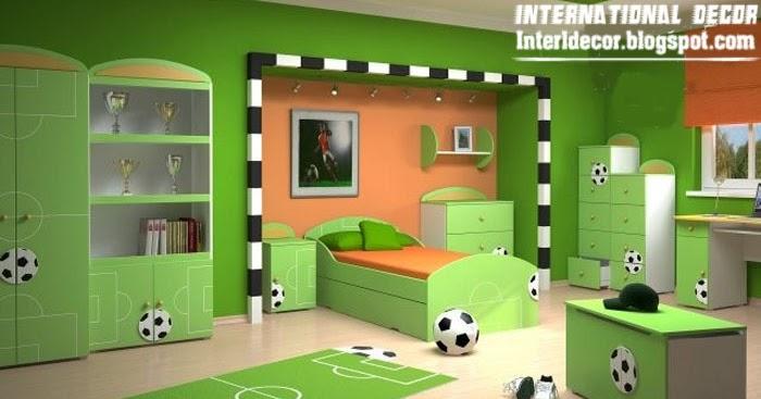 Boys Football Bedroom Ideas | Bathroom Latest Collections