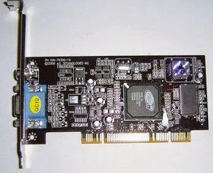 Jenis Jenis Input Output VGA Komputer