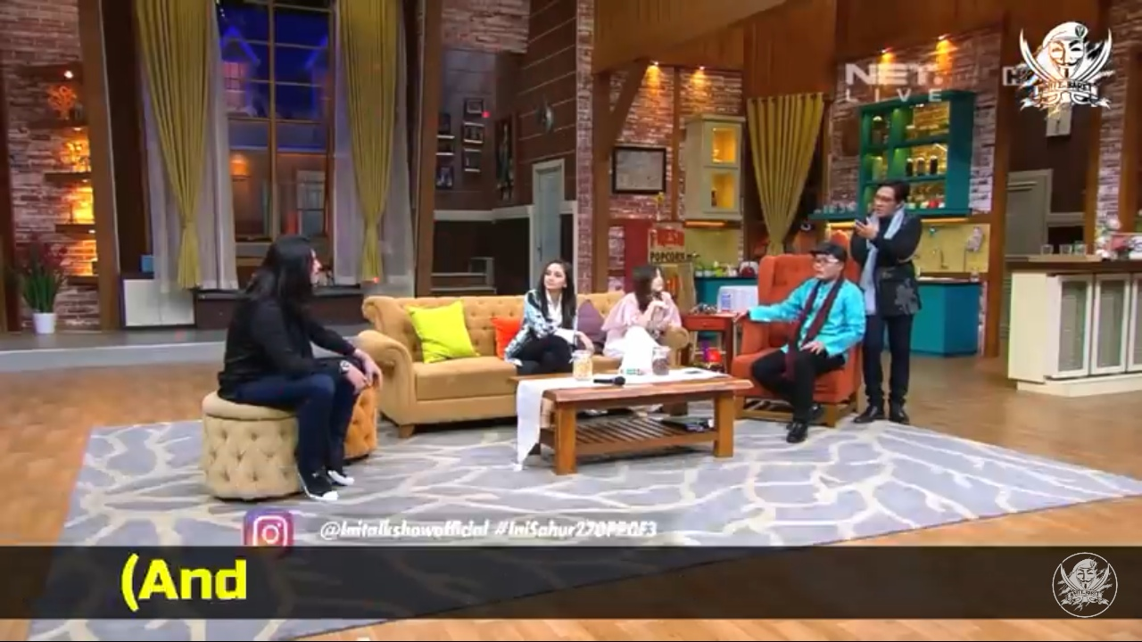 Hina Nabi Muhammad, Andre Taulany Makin Kurang Ajar?!