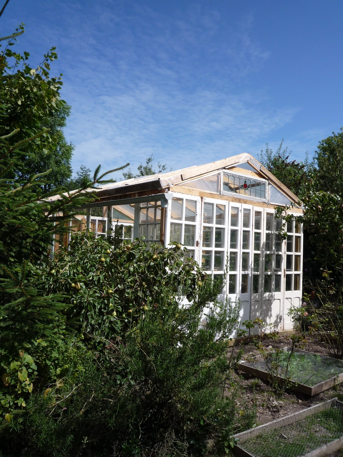 how to build low cost greenhouse farming