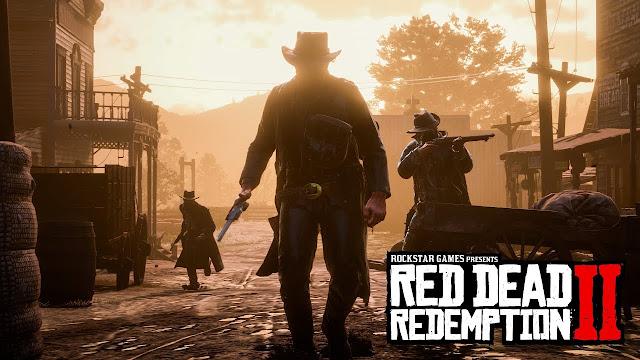 Setelah 3 minggu perilisan, Red Dead Redemption 2 masih bercokol nomer 1 di top chart pasar Inggris.