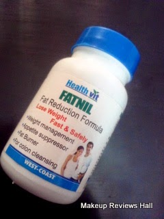 Healthvit Fatnil Fat Reduction Formula