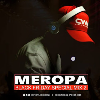 Ceega Meropa - Black Friday Special Mix Vol.II