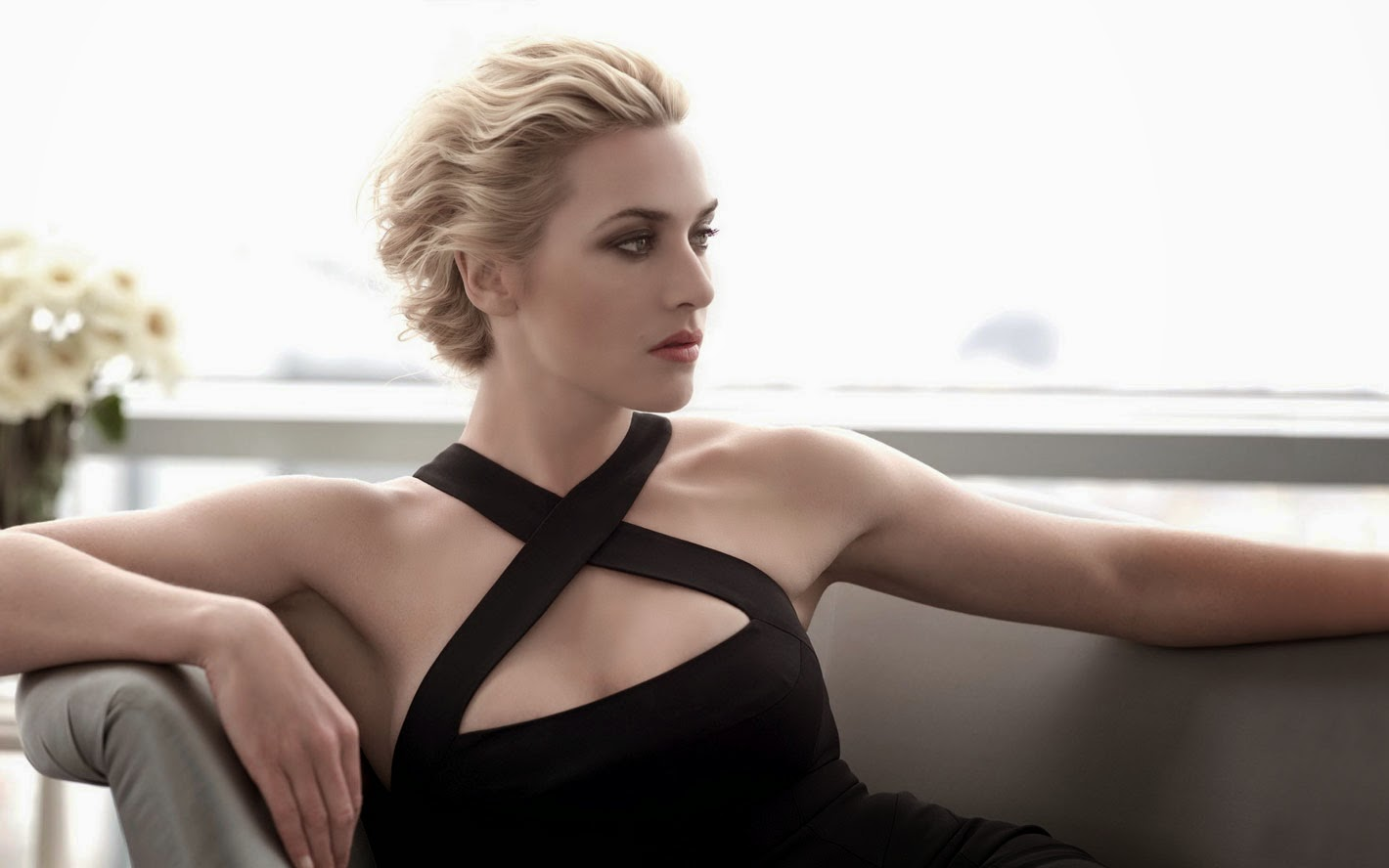 Bold Beauty of Kate Winslet