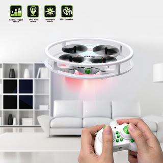 starter drone, practice drone, mini drone, RC mini quadcopter