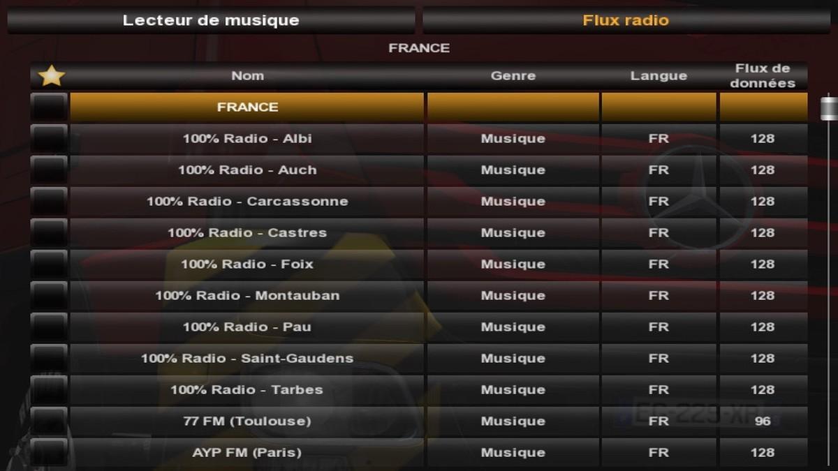 French Radio Mod V3.2