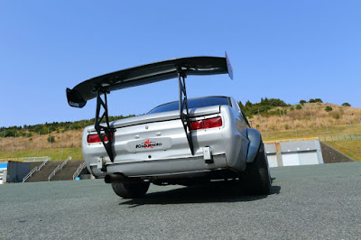 Nissan GT-R Skyline Hakosuka Spoiler