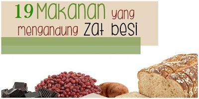 19 Makanan Yang Kaya Zat Besi Untuk Anemia