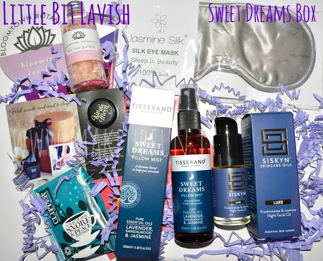 Have Sweet Dreams With Little Bit Lavish Pampering Box MakeUp Fun
