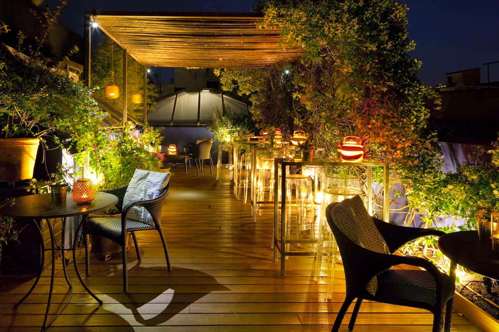 Top boutique hotels in barcelona for The terrace bar
