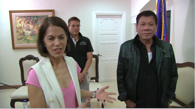 Gina Lopez Reappointed By President Duterte As DENR Secretary: 'I like that she is not corrupt.'