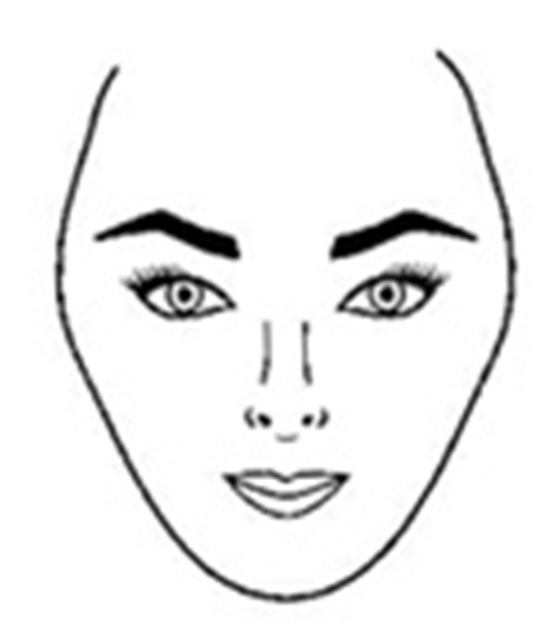 how to find the perfect eyebrow shape for your face