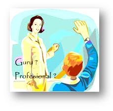Kompetensi Profesionalisme Guru