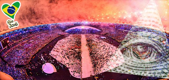 The Illuminati Rio Olympics Opening Ceremony DECODED!  Rioslider