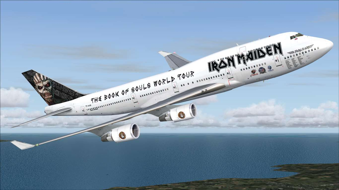 texturas brasileiras air atlanta icelandic iron maiden boeing 747 400 tf aak. Black Bedroom Furniture Sets. Home Design Ideas